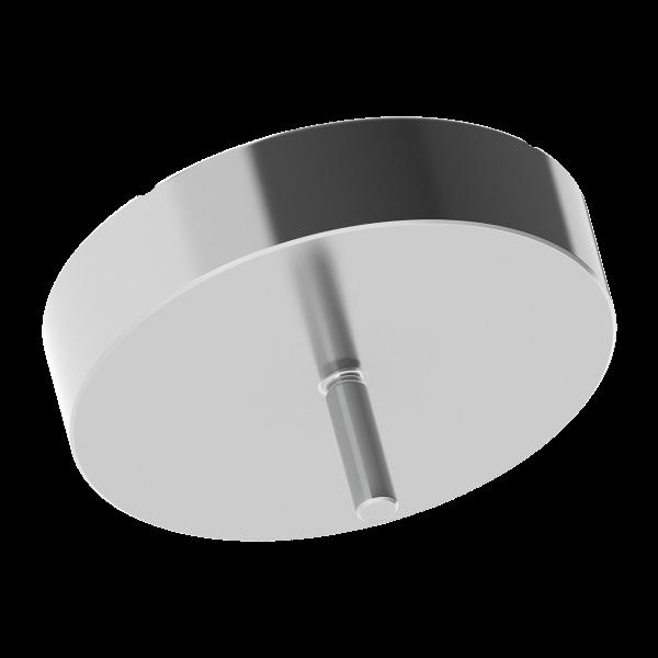 """1.5"""" Ball Probe Seat with 1/8"""" Pin - 1"""" Offset FARO LEICA API"""