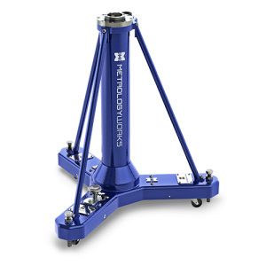 "Heavy-Duty Rolling Stand 10"" Fixed Height"