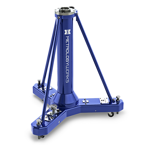 """Heavy-Duty Rolling Stand 27"""" Fixed Height 1"""