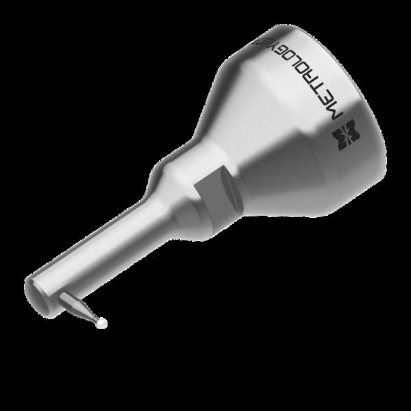 "90 Degree 2mm Zircon Ball Probe (1 1/4"" thread) for USB Arms"